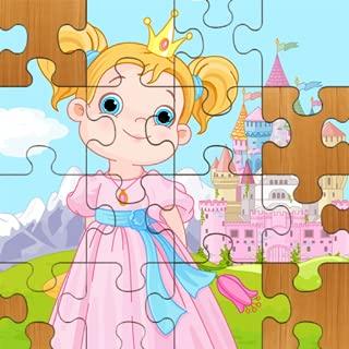 Puzzle Jigsaw Princess