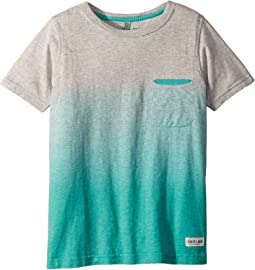 Striped Jersey Pocket T-Shirt (Toddler/Little Kids/Big Kids)