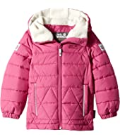 Jack Wolfskin Kids - Black Bear Jacket (Infant/Toddler/Little Kids/Big Kids)