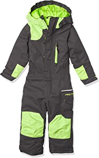 Arctix Youth Dancing Bear Insulated Snow Suit, Charcoal, 5T