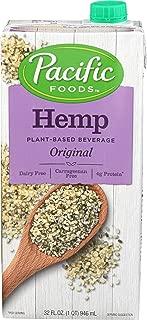 Pacific Foods, Hemp Milk Original, 32 Fl Oz