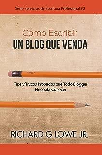 Cómo Escribir un Blog que Venda (Spanish Edition)