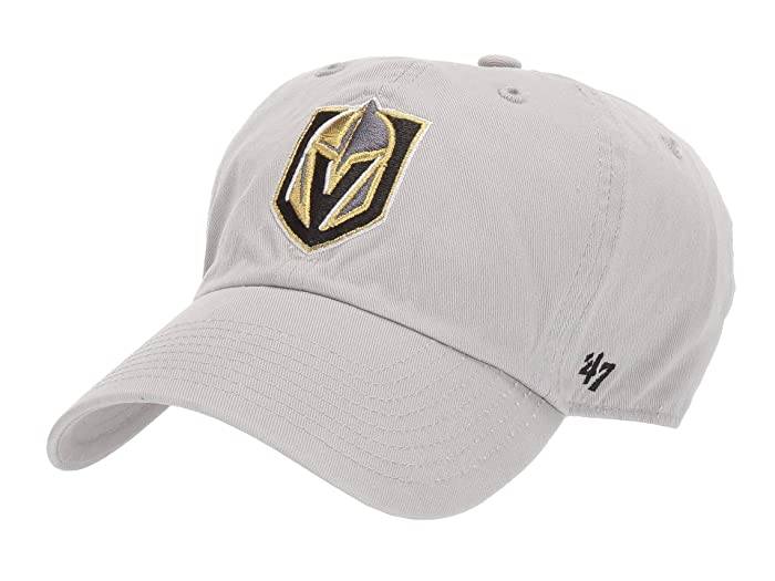 Vegas Golden Knights Clean Up Gray