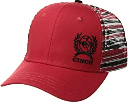 Snapback Mesh Trucker Hat