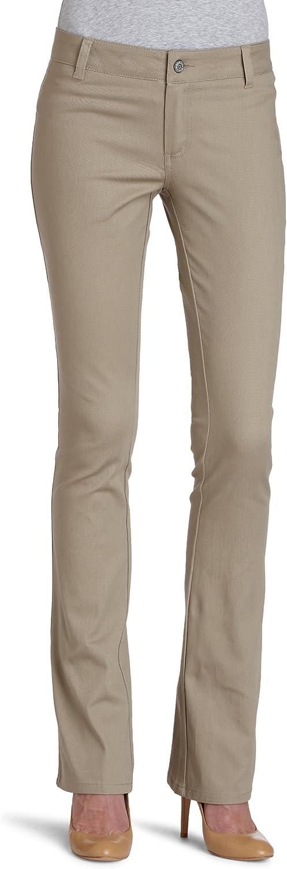 Dickies Girl Junior's Dealer No Pocket Straight Leg Pant
