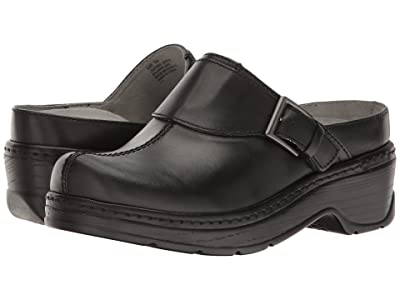 Klogs Footwear Austin (Black Smooth) Women