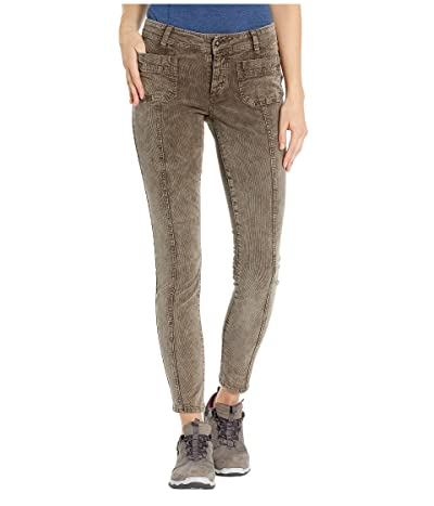 Prana Merrigan Pants (Mud) Women