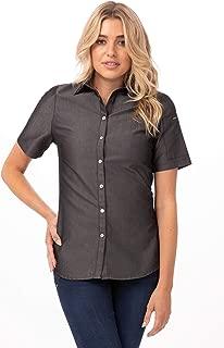 Chef Works Women's Detroit Denim Shirt