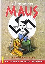 Maus: A Survivor's Tale-Hdbk