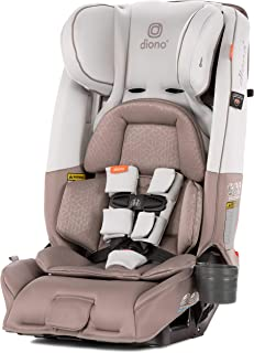Diono 2019 Radian 3RXT All-in-One Convertible Car Seat, Grey Oyster (50012)
