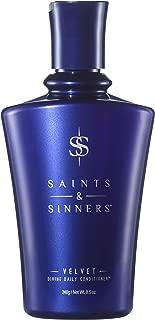 SAINTS & SINNERS VELVET DIVINE DAILY CONDITIONER (8.5 oz)