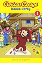 Curious George Dance Party CGTV Reader: Level 1 (Green Light Readers, Level 1: Curious George)