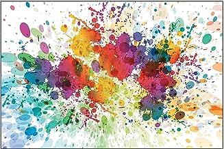 Paint Splattered Backdrop Banner (108