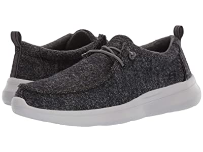 SKECHERS Delson 2.0 Nobelo (Charcoal) Men