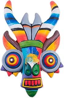 NOVICA 32376 Mask, Multicolor