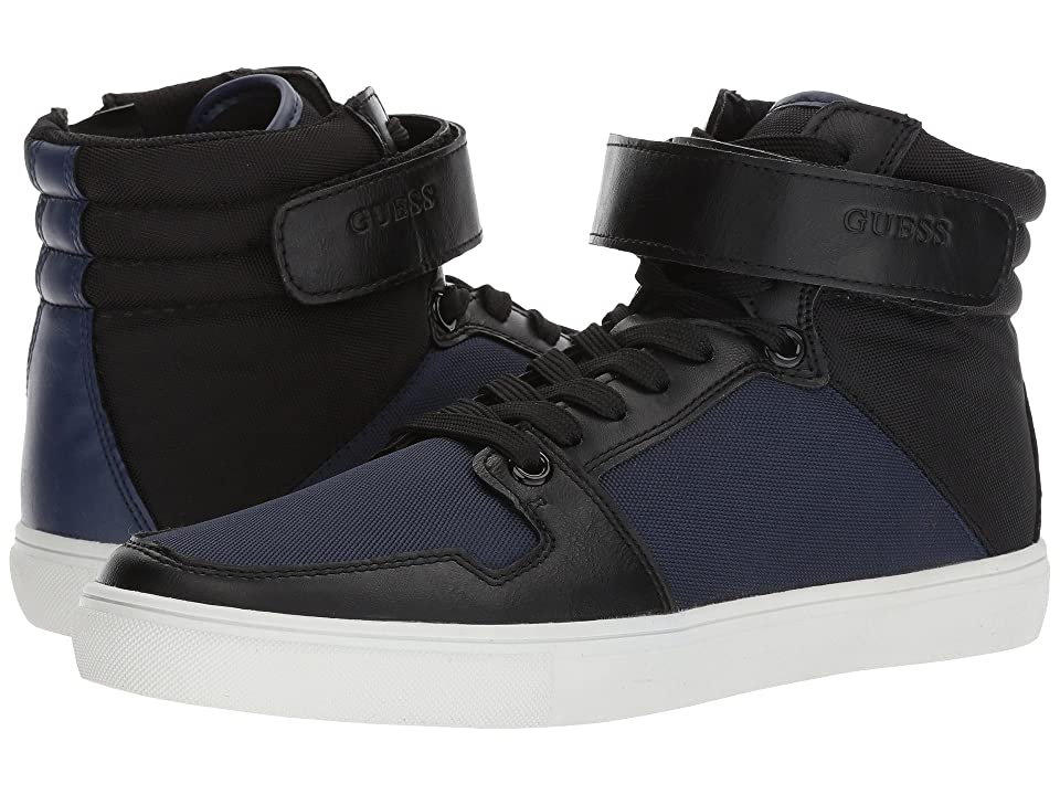 GUESS Trotta (Navy Synthetic) Men