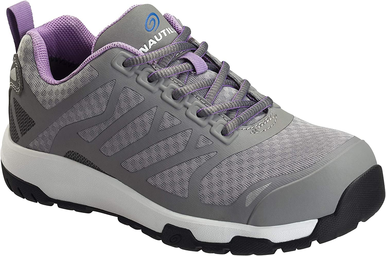 Nautilus Velocity Grey Carbon Toe SD10-2489