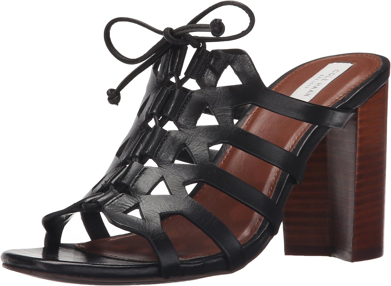 Cole Haan Womens Claudia High Dress Sandal Dress Sandal