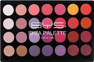 BYS 28 Eyeshadow Palette, Ibiza
