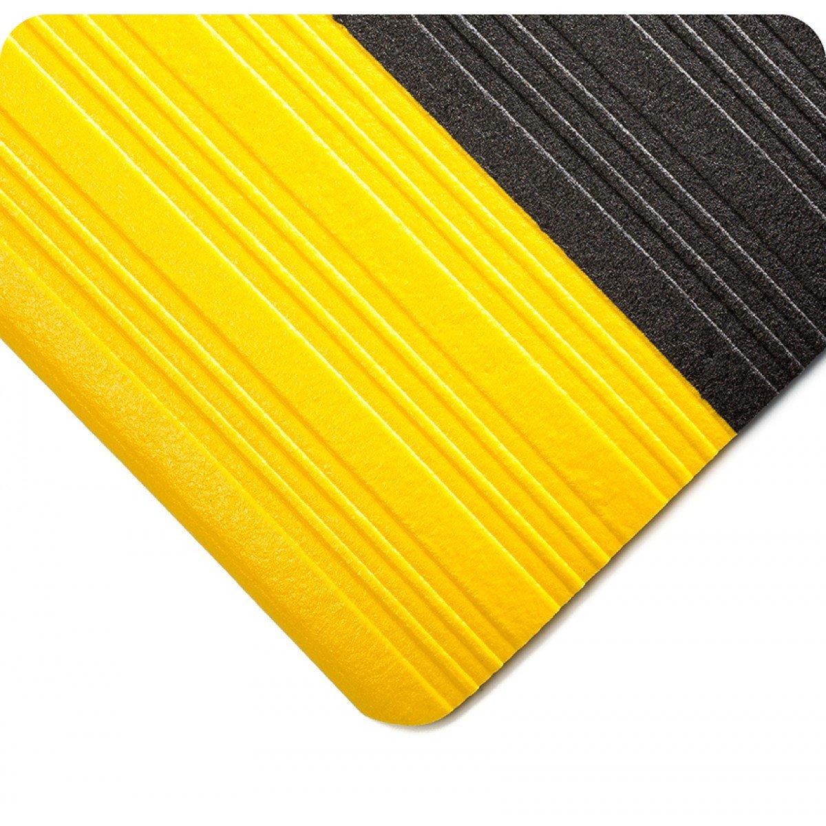 Wearwell 国内即発送 442.58x2x16BYL Deluxe Tuf Sponge Mat W x 引出物 Length 16' 2'