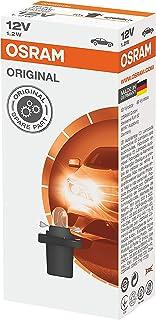 Osram ORIGINAL Sockel Sonderlampe B8.5D, 2721MF, 12V, 1,2W, 10er Faltschachtel