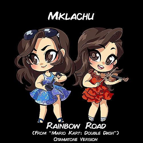 Rainbow Road From Mario Kart Double Dash Otamatone