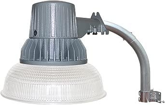 LED Barn *泛光灯,Dusk to Dawn 传感器,户外防水灯具,40W,4000 流明,5000K 日光,120V,符合 RoHS 标准,ETL 认证