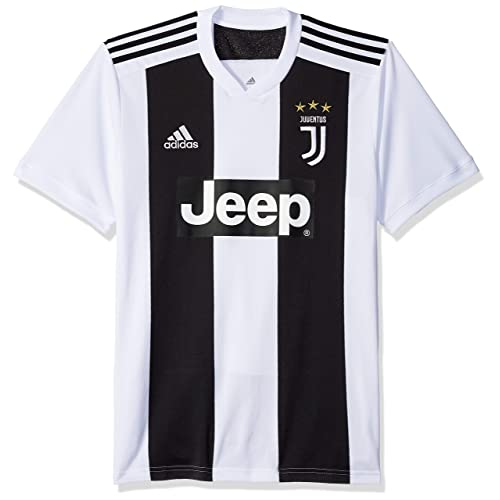 adidas World Cup Soccer Mens Soccer Juventus Fc Home Jersey