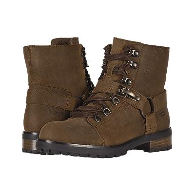 UGG Fritzi Lace-Up Boot (Chipmunk) Women