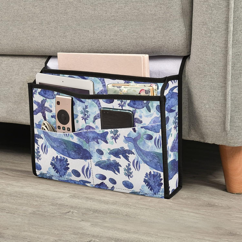 Emelivor Marine Bedside Caddy Storage Super special price Organizer Hanging Outlet sale feature