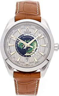 Seamaster Mechanical (Automatic) Silver Dial Mens Watch 220.93.43.22.99.001 (Certified Pre-Owned)