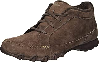 Women's Bikers-Lineage-Moc-Toe Lace-up Chukka Boot