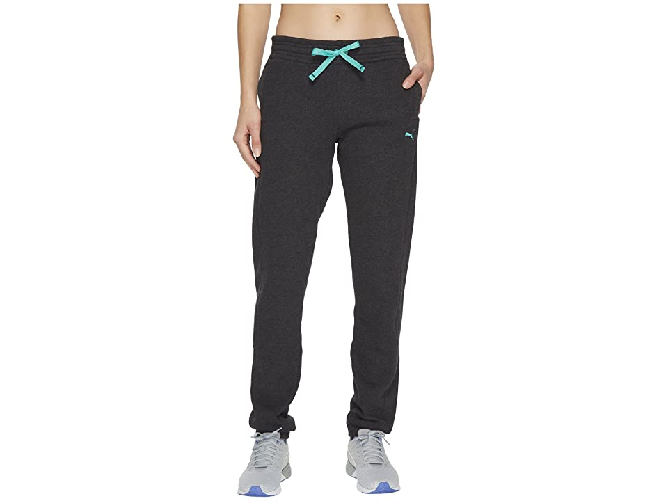 PUMA Sweat Pant (Dark Heather Grey) Women