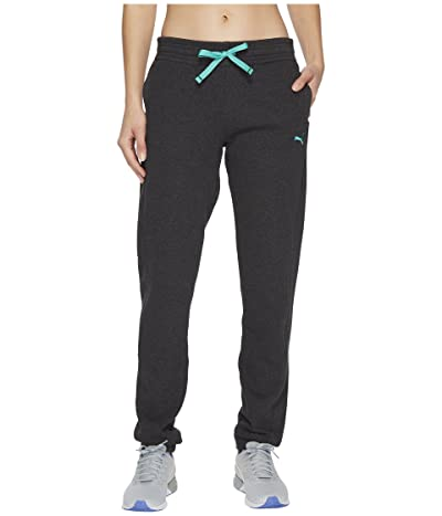 PUMA Sweat Pant (Dark Heather Grey) Women