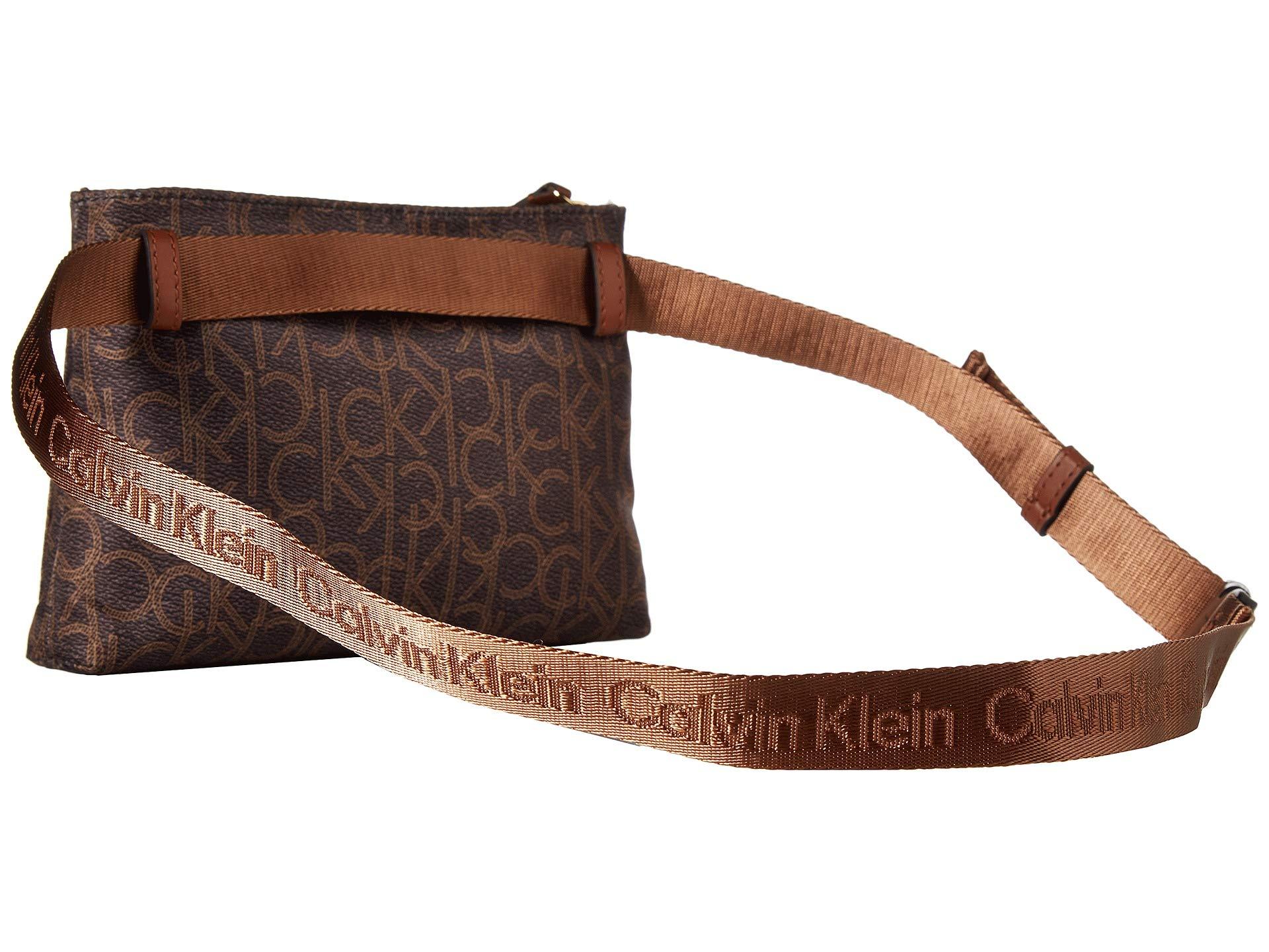 khaki Brown Klein Calvin Pack Belfast Fanny Nylon X7qvXwnYp8