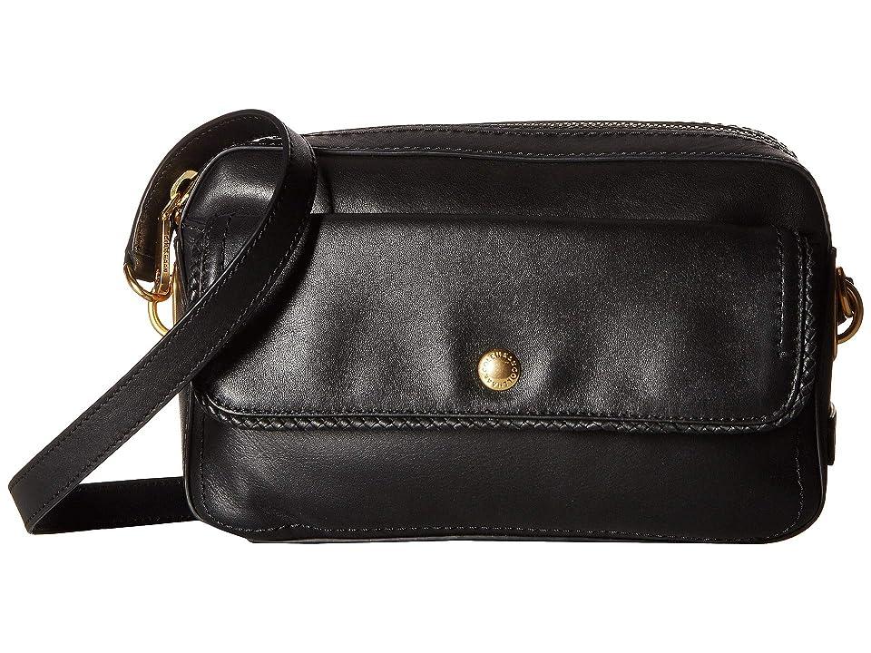 b0b087fb1b Cole Haan Benson Camera Bag (Black 1) Handbags