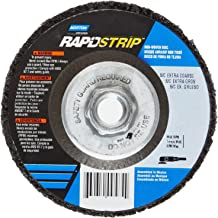 Norton Rapid Strip 4.5 in. Aluminum Oxide Center Mount Stripping Disc 50 Grit Extra Coarse 1 pk