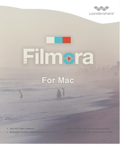 Wondershare Filmora video editor für Mac [Download]