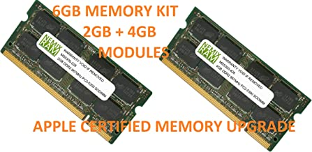 6GB 4GB+2GB NEMIX RAM Memory for Apple iMac 2007