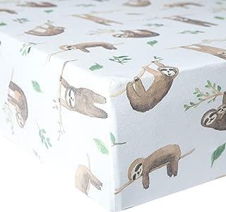 Premium Fitted Knit Crib Sheet/Toddler Sheet