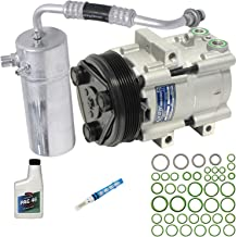 New A/C Compressor and Component Kit 1050411-4L3Z19703AB F-150