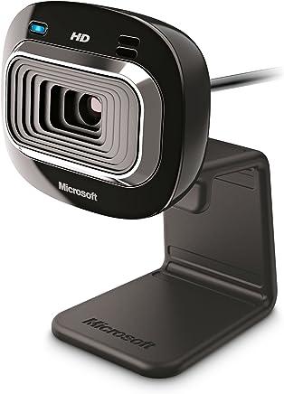 Microsoft LifeCam HD-3000 Webcam, Nero - Trova i prezzi più bassi