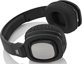 JBL J88i Premium Over-Ear Headphones with JBL Drivers, Rotatable Ear-Cups and Microphone - Black