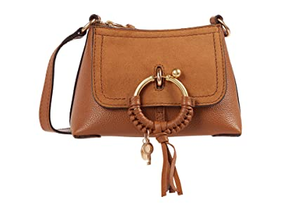 See by Chloe Joan Crossbody (Caramello) Handbags