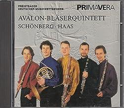 Schoenberg/Haas: Wind Quintets