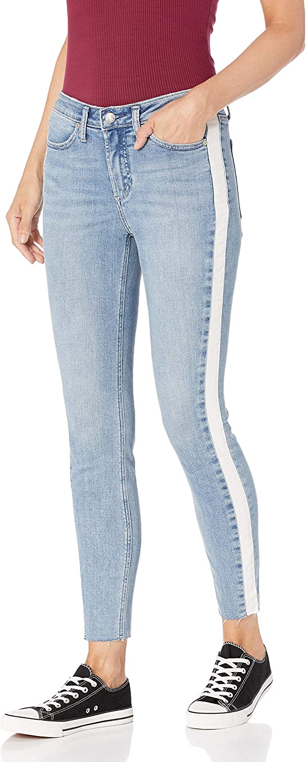 Silver New life Jeans Co. Women's Most Skinny Rise Mid Ranking TOP14 Fit