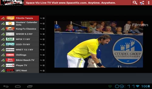 『Watch TV Plus+ (Watch and Record 100's of Live TV Channels)』の9枚目の画像