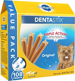 logic dental chews