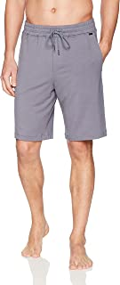 Hanro Men's Living Relax Shorts Pajama Bottom
