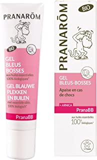 Pranarôm | Pranabb Gel Bleus Et Bosses | Apaise Bébé en Cas de Chocs | Aux Huiles Essentielles Biologiques | 15 ml